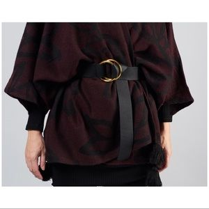 Box of Style Accessories - B-LOW THE BELT CAMILLE WRAP BELT ~ Box of Style